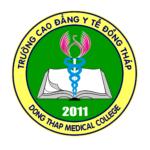 Cao đẳng Y tế Đồng Tháp