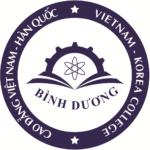 Cao đẳng Nghề Việt Nam – Hàn Quốc Bình Dương
